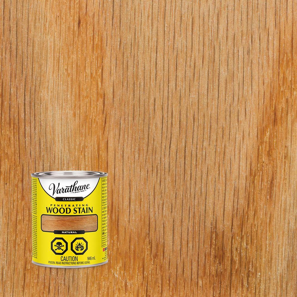Varathane Varathane Classic Penetrating Wood Stain Natural 946ml