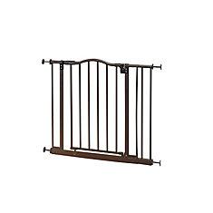 Barrière pour animaux Windsor Arch - Bronze Mat