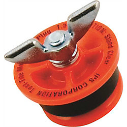 IPS Corporation Twist-Tite Mechanical Test Plug, 4 inch