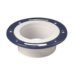 IPS Corporation Dwv Pvc Closet Flange 4 In X 3 In