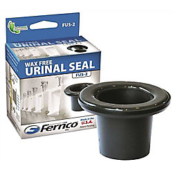 Fernco Wax Free Urinal Seal For 2 inch Drain Pipe