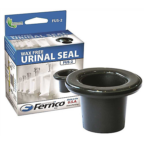 Wax Free Urinal Seal For 2 inch Drain Pipe