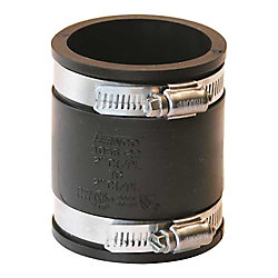 Fernco Flexible Coupling 2 inch