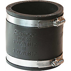 Fernco Flexible Coupling 3 In.