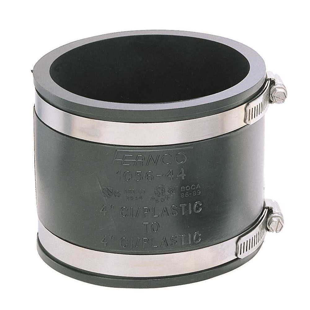 Fernco Flexible Coupling 4 inch