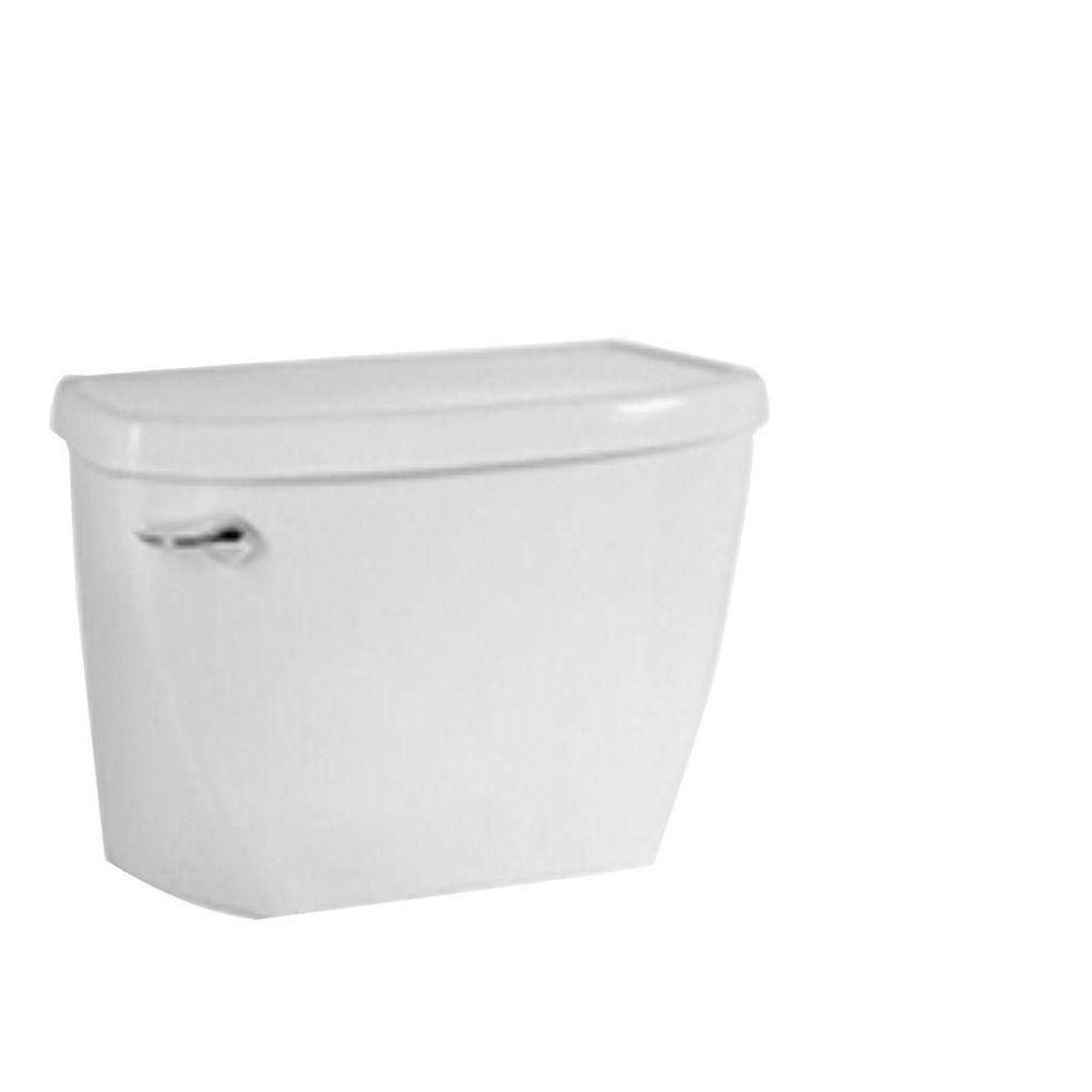 American Standard Yorkville Pressure-Assisted 1.1gpf/4.2 Lpf Single Flush Toilet Tank Only in White