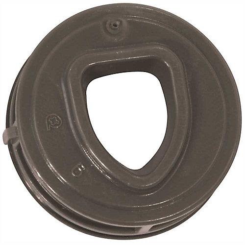 Assemblage de came et d'emballage pour robinets de poignées en métal