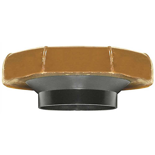 No. 1 Toilet Bowl Wax Ring Gasket With Plastic Flange Sleeve
