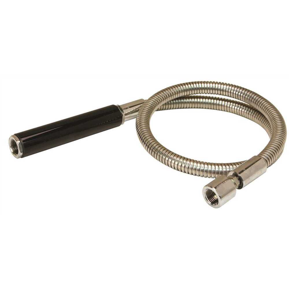 Fisher Mfg. Hose for Fisher Or T & S Pre Rinse Stainless Steel 44 inch