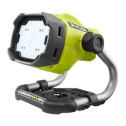 RYOBI 18V ONE+ Hybrid LED Colour Range Portable Work Light (Tool Only)