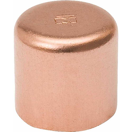 Copper Cap 1/2 inch