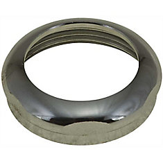 Proplus Solid Brass Slip Joint Nut, 1-1/2 In. X 1-1/4 In.