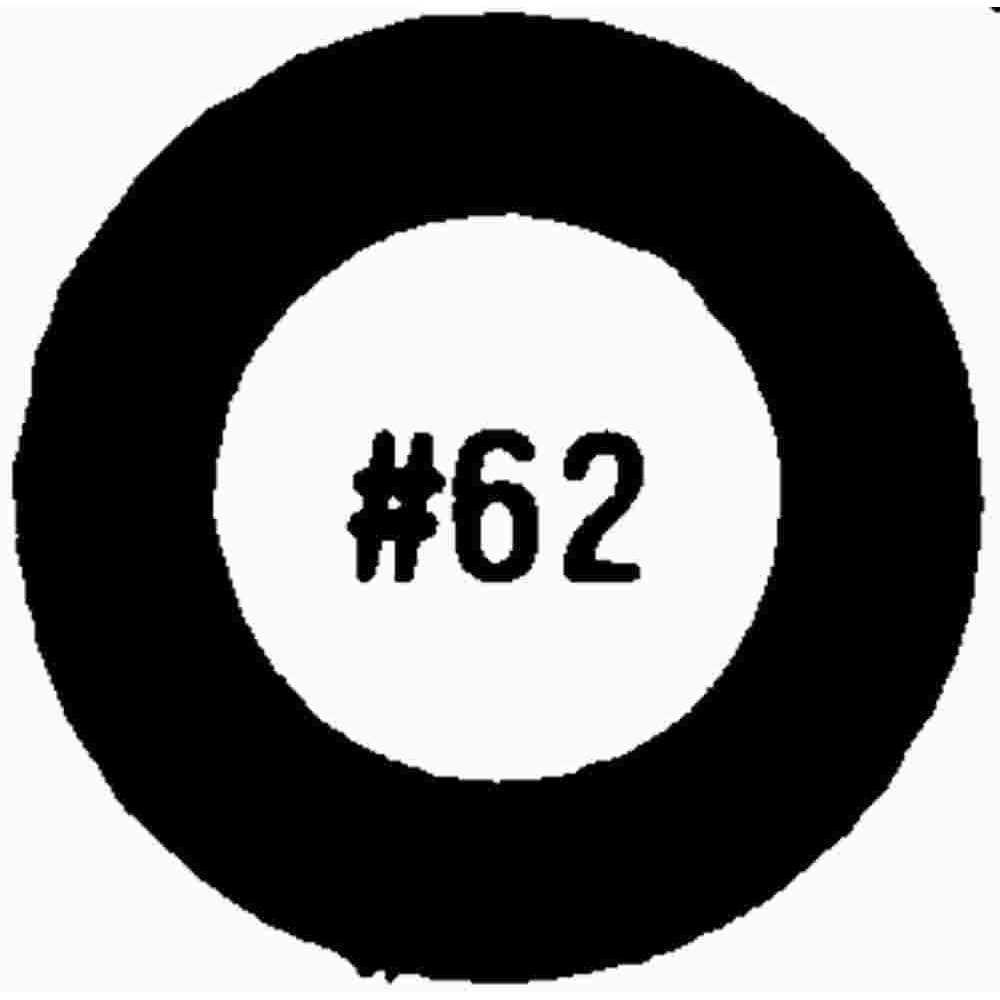 Precision-Molded O-Ring #62