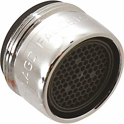Chicago Faucets Pressure Compensating Softflo Aerator, Lead Free