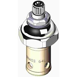T&S Brass Quarter Turn Spindle A