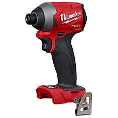 M18 FUEL 18-Volt Lithium-Ion Brushless Cordless 1/4 inch Hex Impact Driver (Tool-Only)