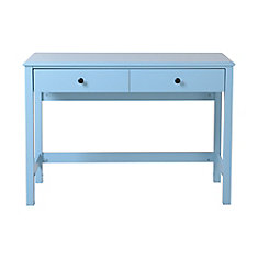 Othello Writing Desk, Blue
