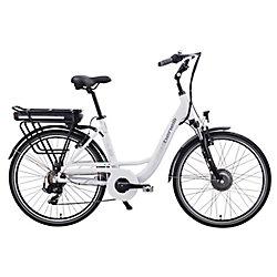 Benelli Mio 26-inch White Electric Bike