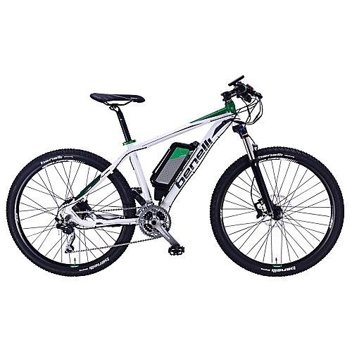 Alpan Vélo montagne électrique blanc