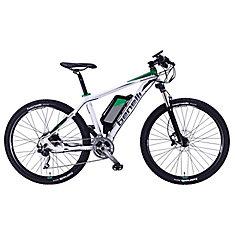 Alpan White Electric Mountain Bike