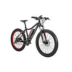 Nerone 3.5-inch Fat Tire Black Electric Bike