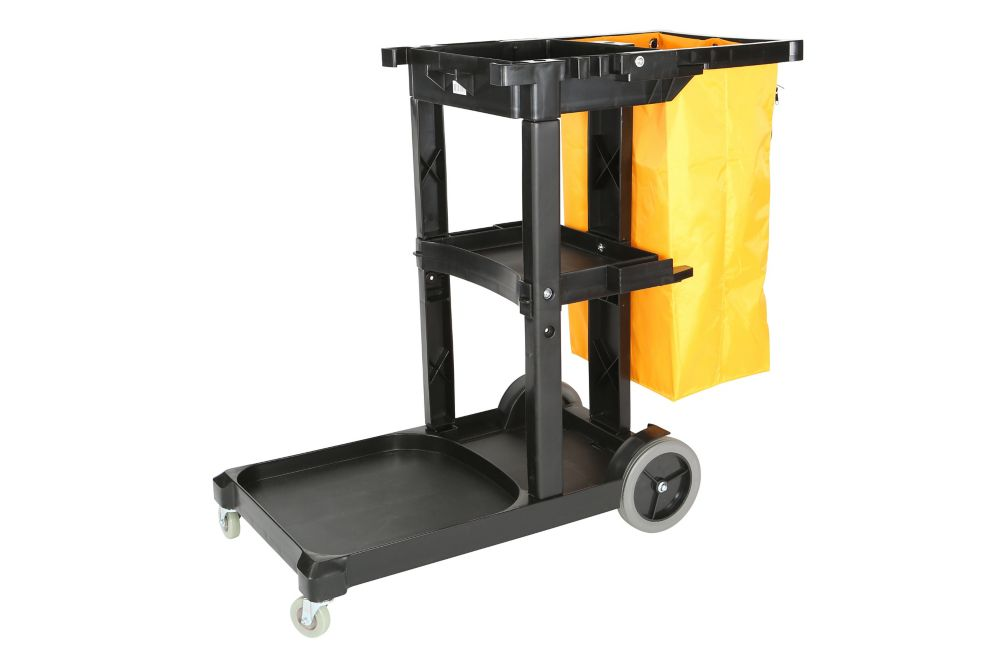 Globe Commercial Products Janitors Cart