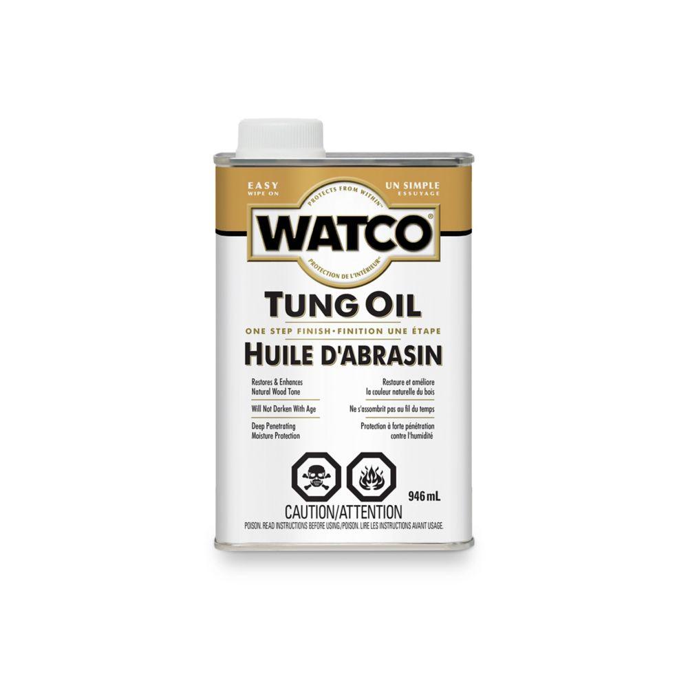 Watco Tung Oil 946ml