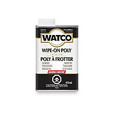 Wacto Wipe Ony Poly Gloss 473ml