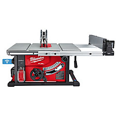 M18 FUEL ONE-KEY 18-Volt Lithium-Ion Brushless Cordless 8-1/4 inch Table Saw Kit w/ 12.0Ah Battery