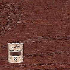 Varathane Stain & Polyurethane Satin American Chestnut 946ml
