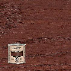 Varathane Stain & Polyurethane Satin American Chestnut 236ml