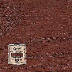 Varathane Stain & Polyurethane Gloss American Chestnut 236ml