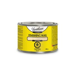 Varathane Classic Paste Finishing Wax In Natural, 450 G