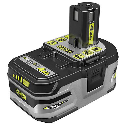 18V ONE+ Lithium-Ion LITHIUM+ HP 4.0 Ah High Capacity Battery