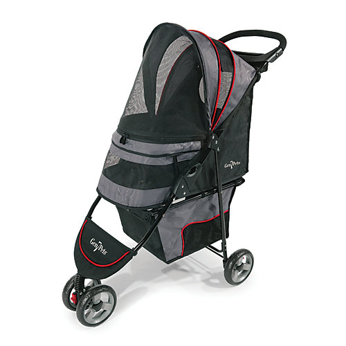Regal Plus Pet Stroller Grey Shadow
