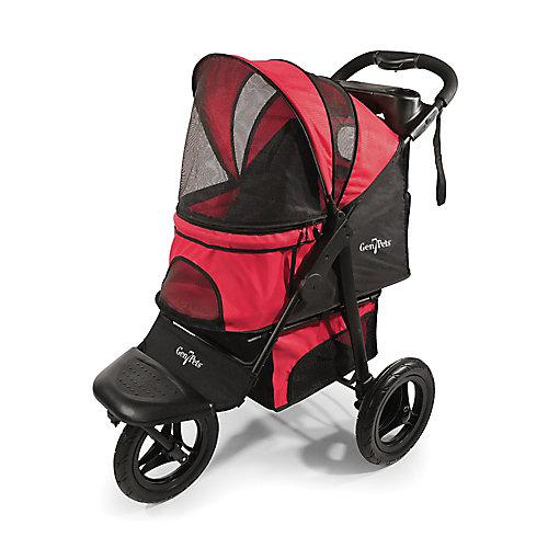 G7 Jogger Pet Stroller Pathfinder Red