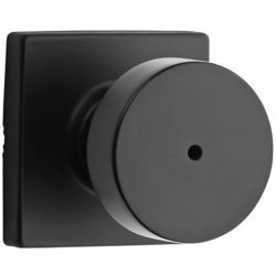 Weiser Cambie Privacy Knob in Black