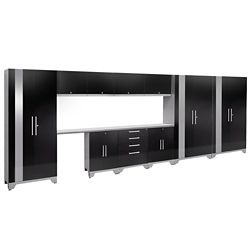NewAge Products Inc. Performance 2.0 Black 12-Piece Set