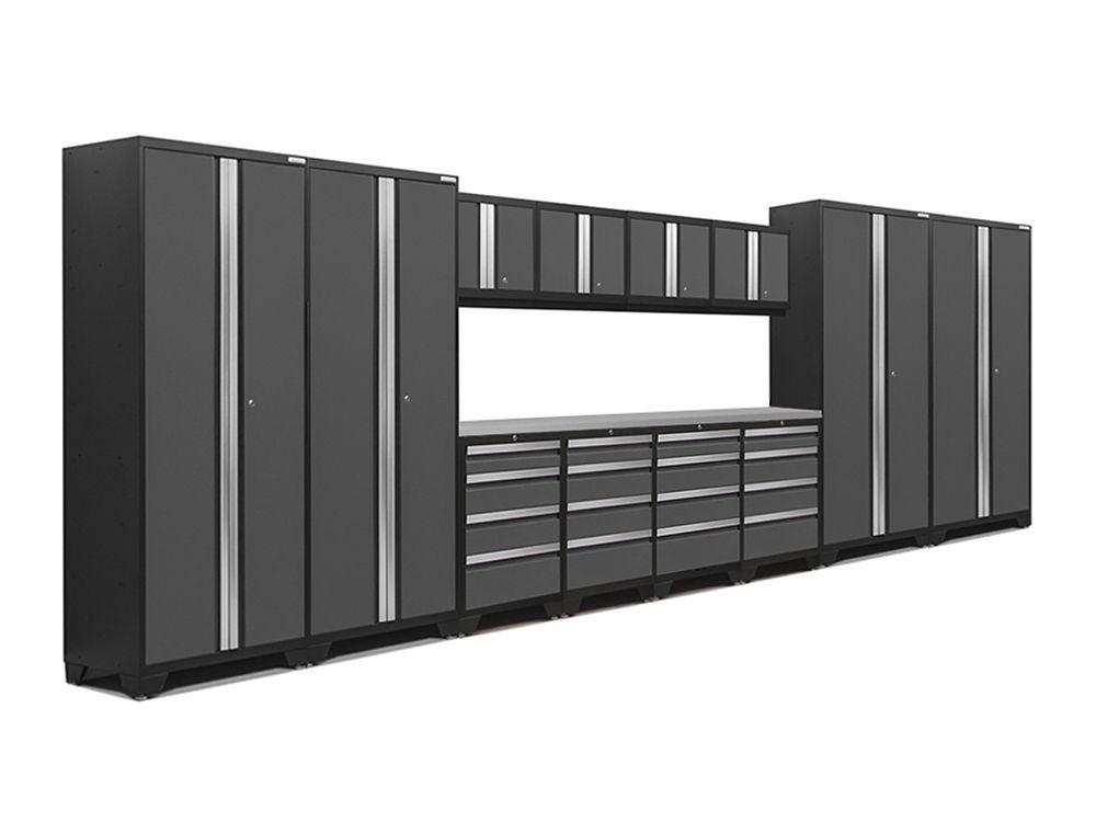 NewAge Products Bold 3.0 Gray 14-Piece Set