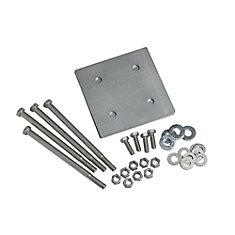 Deck Mount Hardware Kit