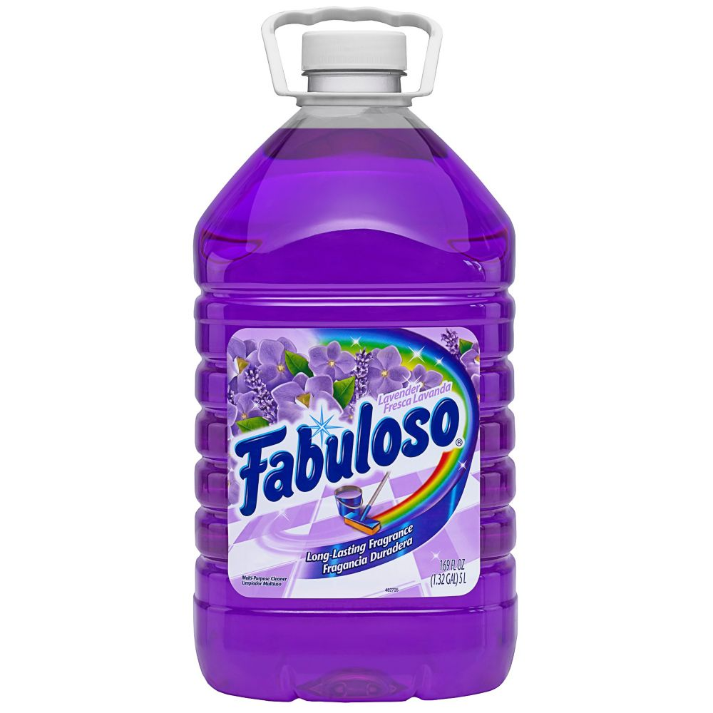 Fabuloso 5L Lavender Household Cleaner