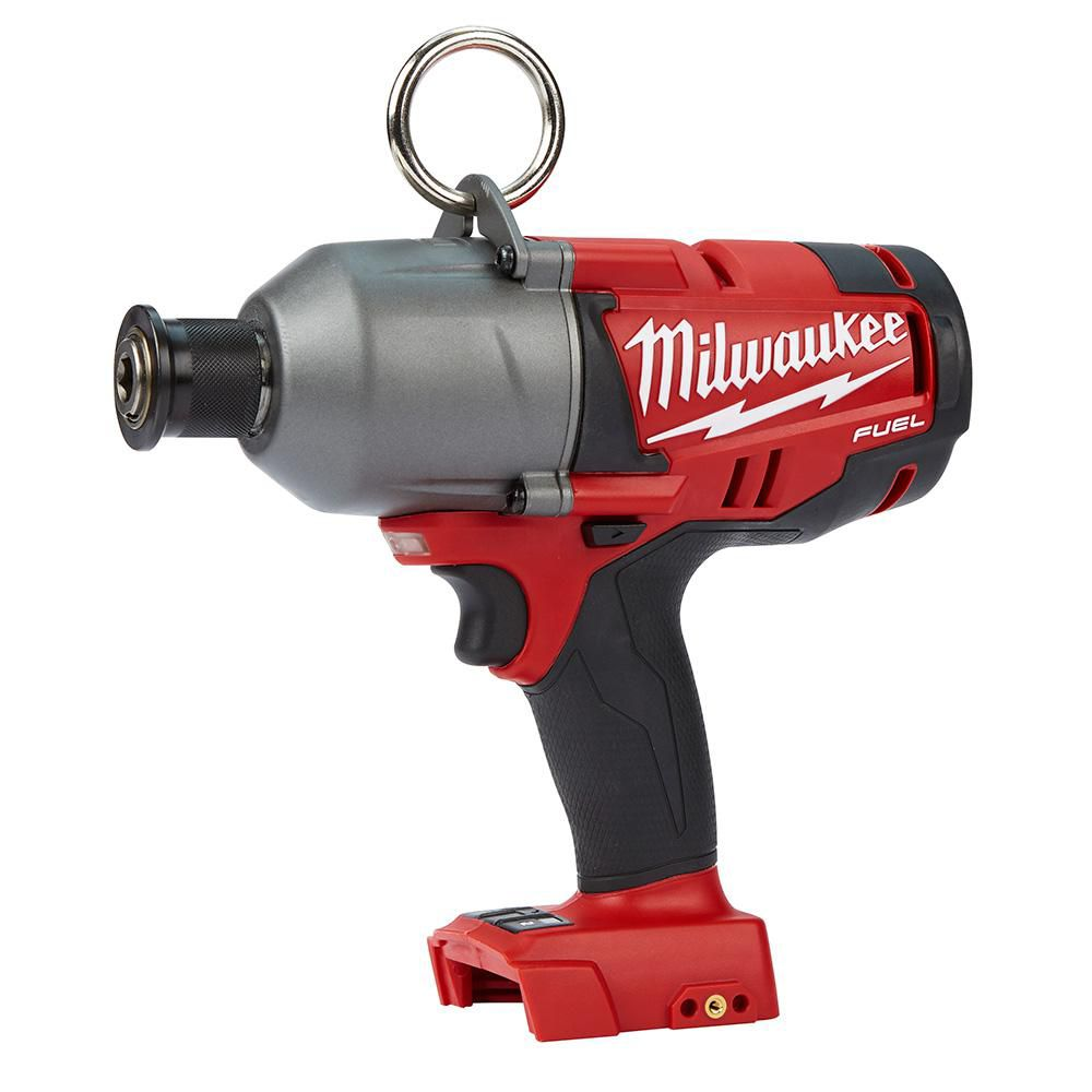 M18 FUEL 18-Volt Lithium-Ion Brushless Cordless 7/16 inch Hex High Torque Impact Wrench (Tool-Only)