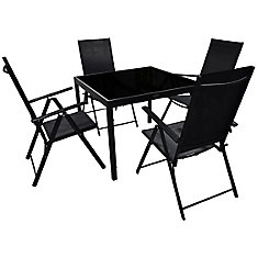 Phoenix 5-Piece Patio Dining Set
