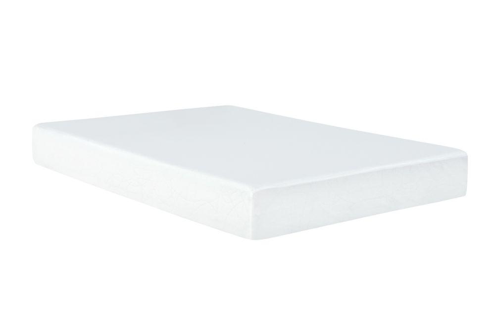 CLOUDZZZ Twin-Size 9-inch H Mattress with Gel Memory Foam