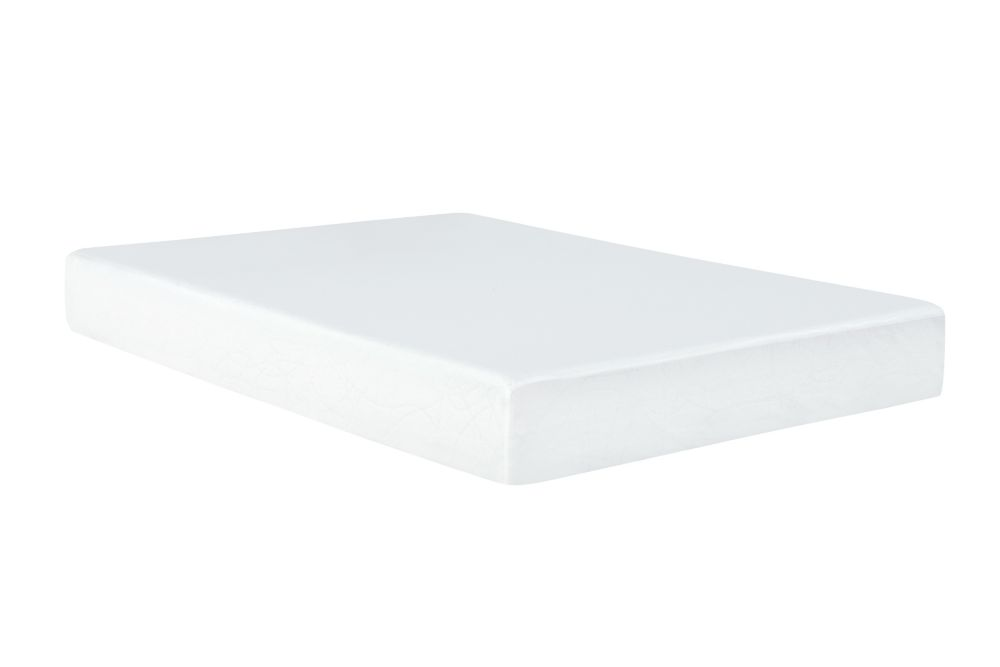 CLOUDZZZ King-Size 9-inch H Mattress with Gel Memory Foam