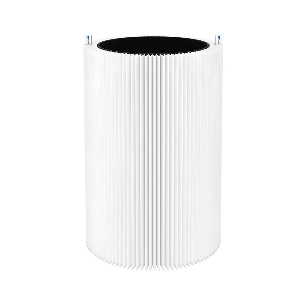 Blueair Blue Pure 411 Replacement Filter, Particle and Activated Carbon, Fits Blue Pure 411