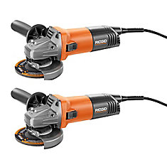 4-1/2-Inch Angle Grinder 2-Pack Special Buy