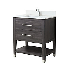 Glacier Bay Chesswood 76,2m Ensemble meuble-lavabo