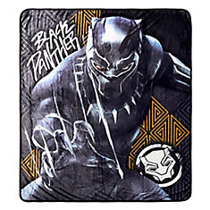 Black Panther Picture Perfect Throw Blanket
