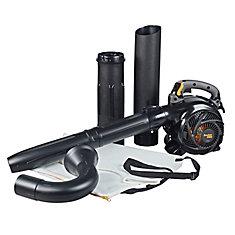 25cc 2-Cycle Gas Leaf Blower/Vacuum, PPBV25